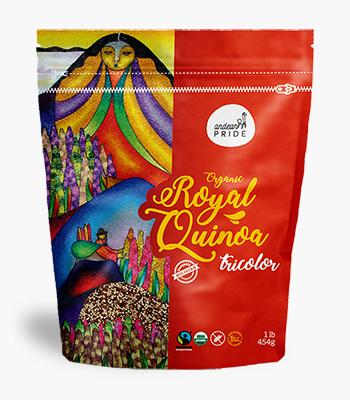 quinoa-tricolor